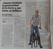 Entrevista de Alex Rodier, fundador de EntreTierras