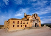 The Vera Cruz Sanctuary of Caravaca de la Cruz. Days 4 and 5. Author: JMJ2012.