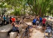 En la Fuente de las Tosquillas, cerca de Caravaca de la Cruz.