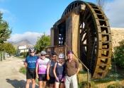 La vallée de Ricote regorge de roues, héritées de l'époque musulmane.