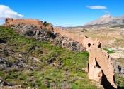 Fortaleza de Xiquena, de camino a Vélez Blanco. Día 2. Autor: Alex Rodier