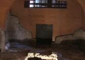 Les fouilles dans la forteresse de Lorcas ont mis à jour les reste de l'ancienne synagogue de ce qui fut le quartier juif. Jour 2. Auteur: Paradores