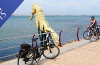 La Costa Cálida à vélo et en bateau. Produit Silver Cyclists.