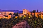 La Alhambra de Granada. Foto: Fernando Bueno.