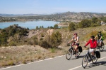 Cycling the Ricote valley and the Vía Verde del Noroeste.