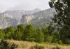 Sierra Espuña vista desde Collado Bermejo. Autor: Espubike